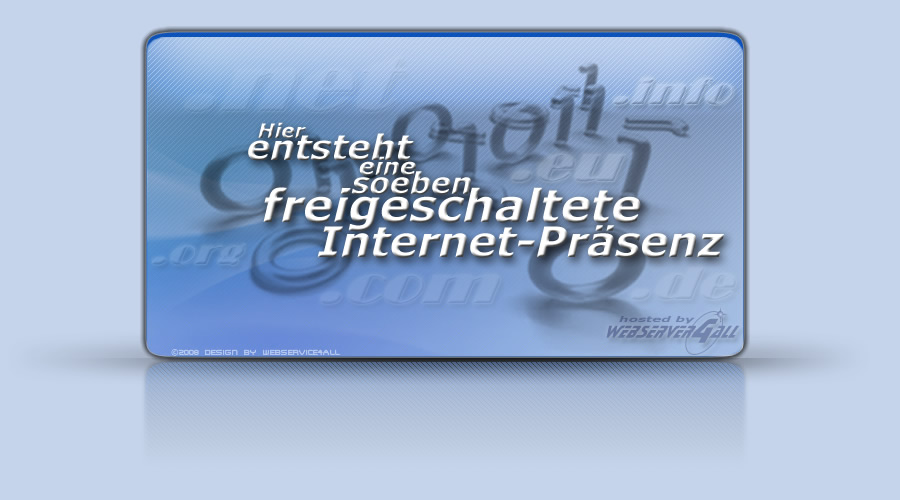 zur Website des Hostmasters/Webmasters!